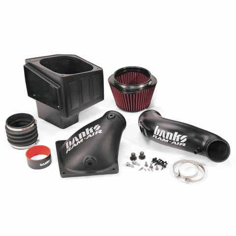 Banks Power Ram-Air Cold-Air Intake System | 2007.5 - 2009 CUMMINS 6.7L