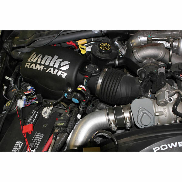 BANKS POWER Ram-Air Cold-Air Intake System, Oiled Filter | 42185 | 2008 - 2010 Ford Superduty 6.4L