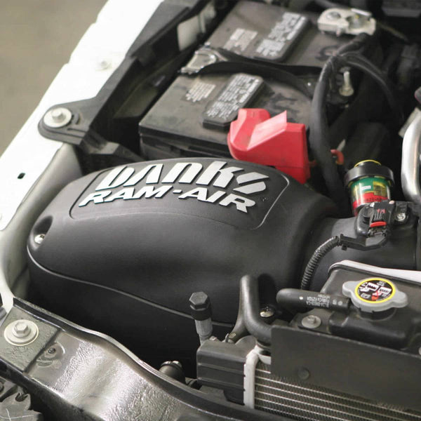 BANKS Ram-Air Cold-Air Intake System | 2015 - 2016 POWERSTROKE 6.7L