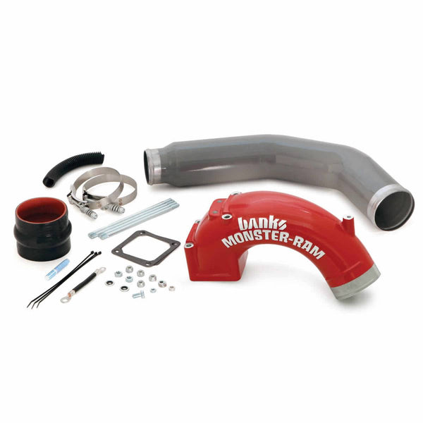 Banks Power Monster-Ram Intake Elbow with Boost Tube | 42766 | 2003 - 2004 CUMMINS 5.9L