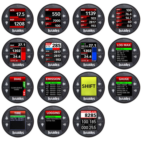 Banks Power iDash Super Gauge & DataMonster | 66560 | 2008 - 2019 DURAMAX 6.6L