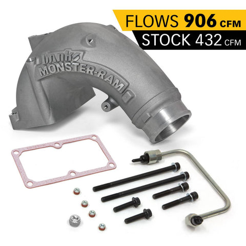 Banks Power Monster-Ram Intake System | 2007.5 - 2018 CUMMINS 6.7L
