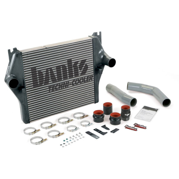 Banks Power Intercooler System with Boost Tubes | 25983 | 2007.5 - 2009 CUMMINS 6.7L