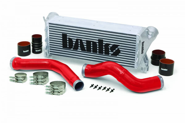 Banks Power Intercooler System with Boost Tubes | 25987 | 2013 - 2017 CUMMINS 6.7L
