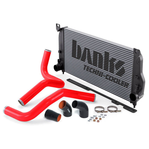 Banks Power Techni-Cooler Intercooler System | 25978 | 2004.5 - 2005 DURAMAX 6.6L LLY