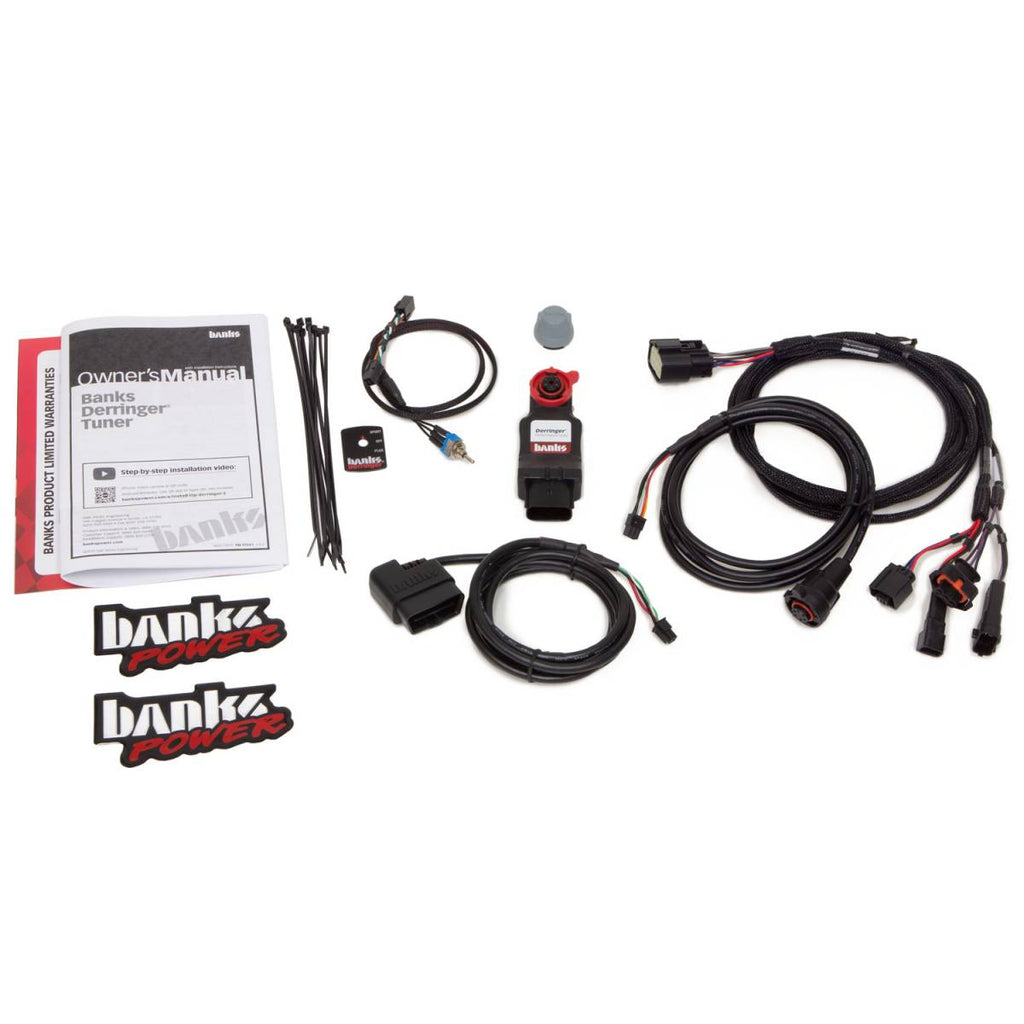 Banks Power Derringer W/Switch & ActiveSafety | 66683 | 2017 - UP  Powerstroke 6 7L