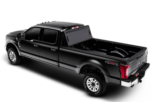 BAK BAKFlip MX4 Folding Tonneau Cover 2017+ Ford Super Duty F250, F350, F450	Regular, Super Cab & Crew Cab 4 door