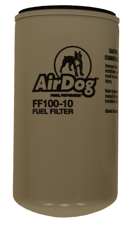 AirDog Fuel Filter 10 Micron | FF100-10 | UNIVERSAL