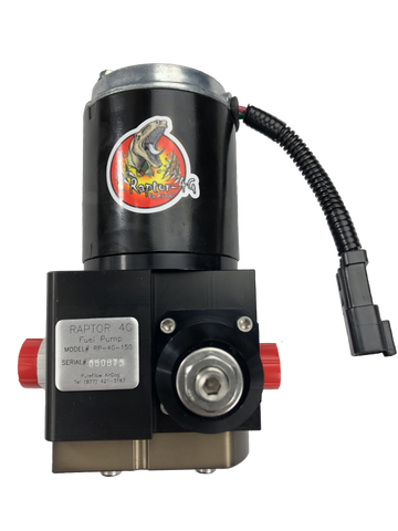 Raptor 100GPH Fuel Pump | R4SBD050 | 2005 - 2017 CUMMINS 6.7L