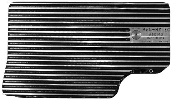MAG-HYTEC F6R140 TRANSMISSION PAN 2011 - UP 6.7L POWERSTROKE