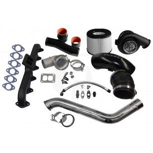 Fleece Performance 2nd Gen Swap Kit & S400 Turbocharger | 2013 - 2017 CUMMINS 6.7L