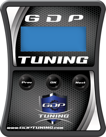 GDP Tuning EFI Live | 2001 - 2010 DURAMAX 6.6L
