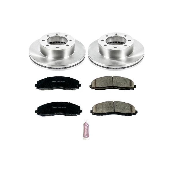 PowerStop Stock Replacement Brake Kit | 2013 - 2018 Superduty