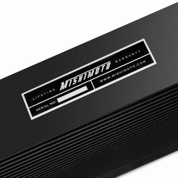 Mishimoto Intercooler Kit | MMINT-RAM-07KBK | 2007.5 - 2009 CUMMINS 6.7L