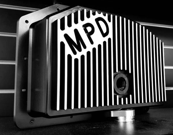 MPD 6.7L Billet Oil Pan