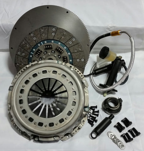 Valair HD Organic Replacement Clutch | NMU70G56-01 | 2005.5 - 2018 CUMMINS