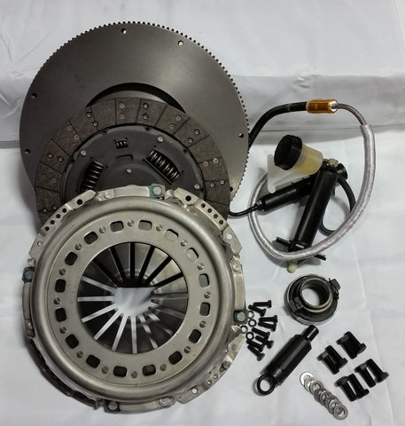 Valair Stock Organic Replacement Clutch | NMU70G56 | 2005.5 - 2018 CUMMINS