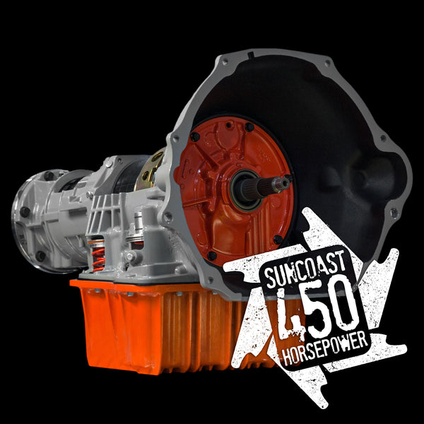 Suncoast 48RE Automatic 4WD Transmission | 2003 - 2007 CUMMINS 5.9L