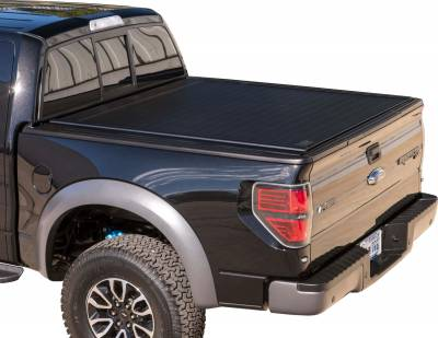 Retrax PowertraxPRO MX Tonneau Cover 90383 2017-2018 F250/F350 CCSB