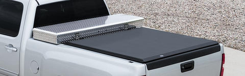 Access ToolBox Edition Roll-Up Cover | 62329 | 2015 - 2018 Silverado/Sierra HD
