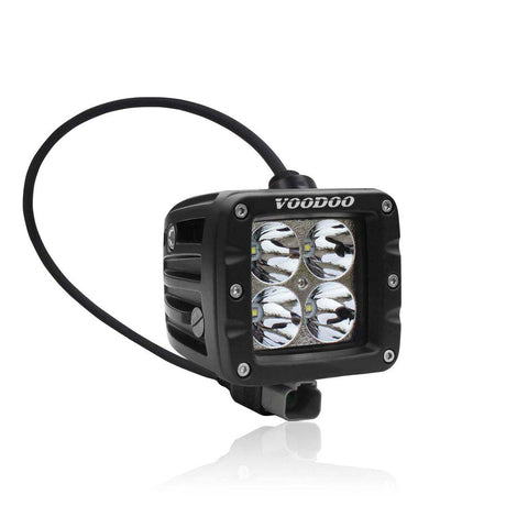 "Voodoo 2"" Cube LED Heavy Duty Work Light 40W"