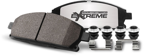 PowerStop Performance Brake Pad Kit | 2008 - 2012 Superduty