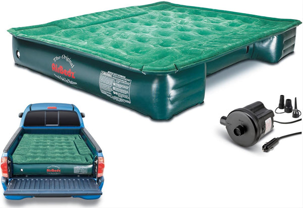 "AirBedz Lite Full Size Short & Long Bed 76"" x 63"" W/DC Pump 
