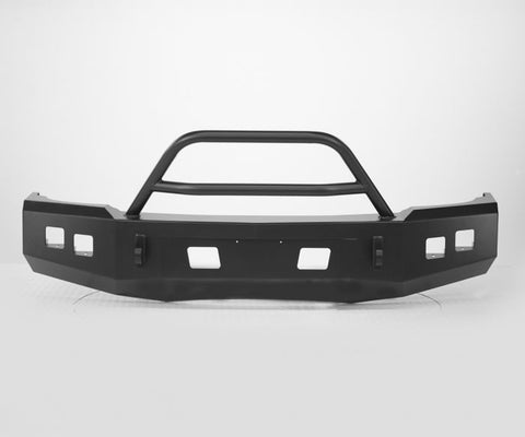 Ranch Hand Horizon Bullnose Front Bumper W/Top Ring | HFC151BMT | 2015 - 2019 Silverado 2500HD/3500HD