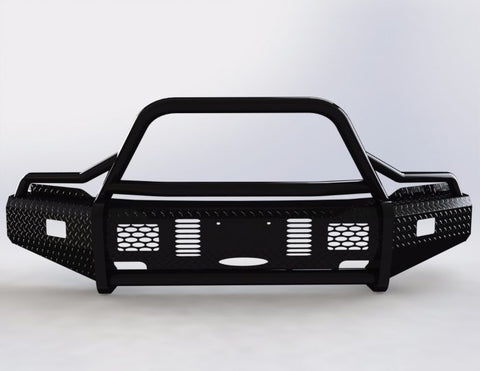 Ranch Hand Summit Bullnose Front Bumper | BSF18HBL1 | 2018 - 2019 F150