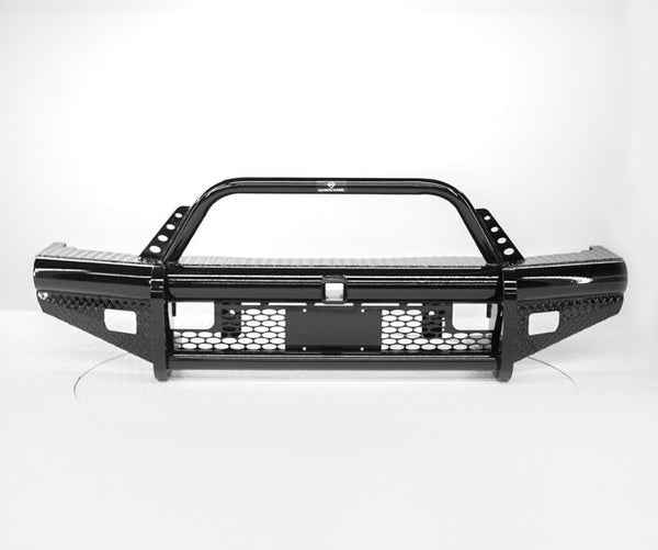 Ranch Hand Legend Bullnose Front Bumper | BTF171BLR | 2017 - UP Superduty