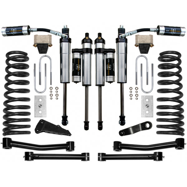 "ICON 4.5"" Suspension System 4wd Stage 3 
