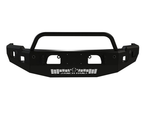 Ranch Hand Horizon Bullnose Front Bumper W/Top Ring | HFD101BMT | 2010 - 2018 Ram 2500/3500