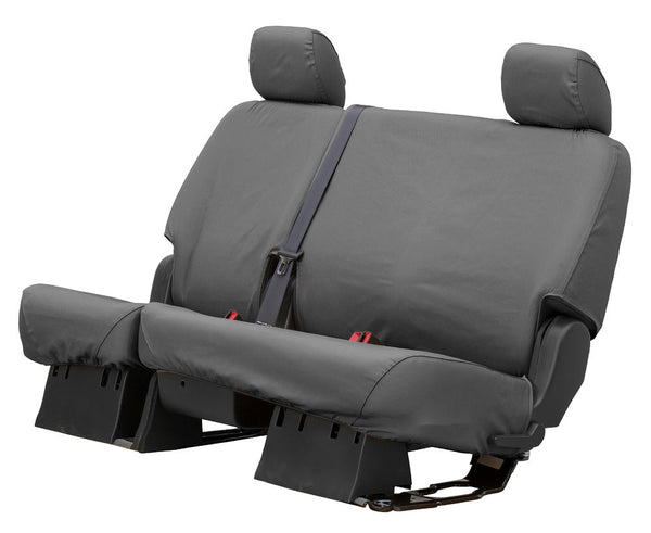 Husky Liners Second Row Seat Cover | 2017 - UP POWERSTROKE 6.7L