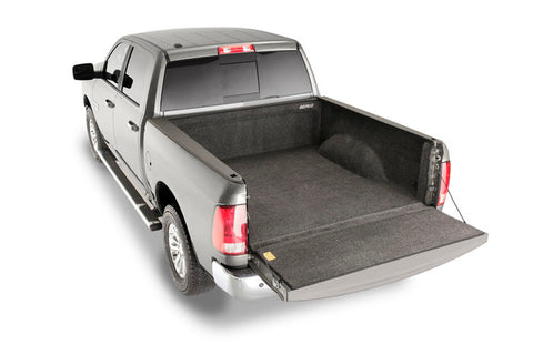 BedRug Classic Bed Liner | BRT02LBK | 2002 - 2018 Ram 8FT Bed