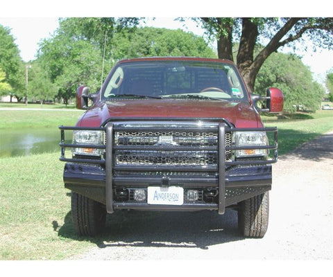 Ranch Hand Legend Front Bumper | FBF051BLR | 2005 - 2007 Superduty