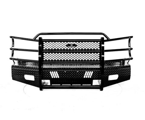 Ranch Hand Summit Front Bumper | FSC031BL1 | 2003 - 2007 Silverado 2500HD/3500HD