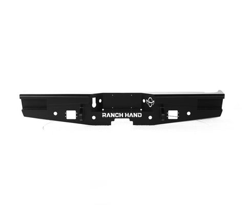 Ranch Hand Horizon Back Bumper | HBD101BMSL | 2010 - 2019 Ram 2500/3500