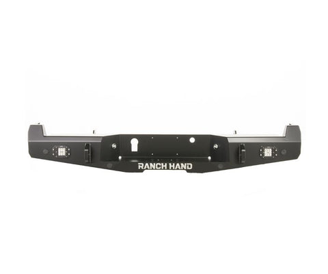 Ranch Hand Horizon Back Bumper | HBF15HBMSL | 2015 - 2019 F-150