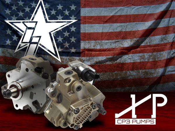 INDUSTRIAL INJECTION XP128567 XP SERIES CP3 | 07.5-16 DODGE 6.7L CUMMINS