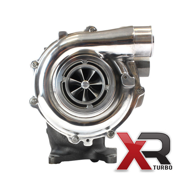 Industrial Injection XR1 Series Turbo 64MM | 848212-5001-XR1 | 2004.5 - 2010 DURAMAX 6.6L