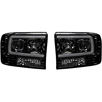 Recon Projector/LED Headlights | 1999 - 2004 Superduty