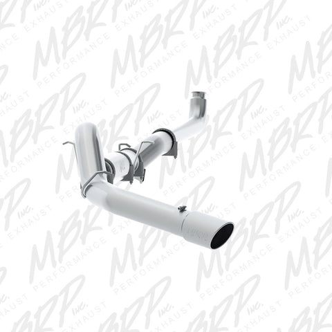 "MBRP 5"" Downpipe Back Single 