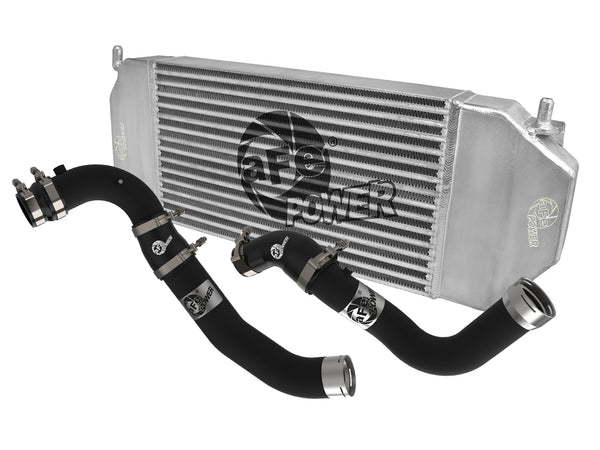 aFe Power BladeRunner Intercooler with Tubes | 46-20362-B | 2018 -UP POWERSTROKE 3.0L