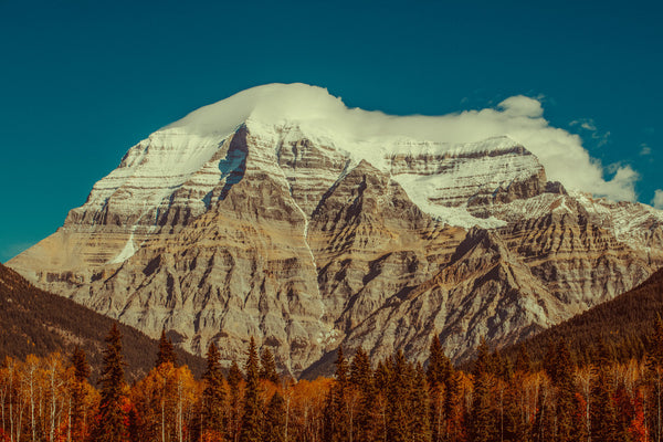 Autumn, Mt. Robson