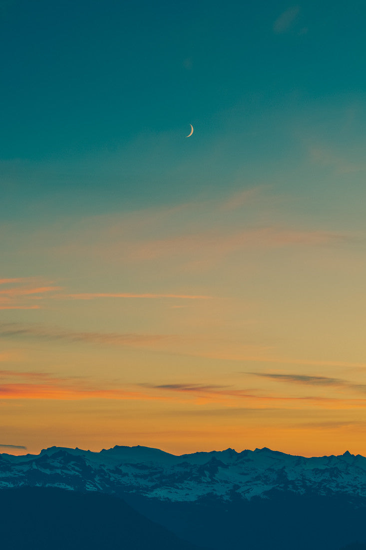 Crescent Moon, Whistler