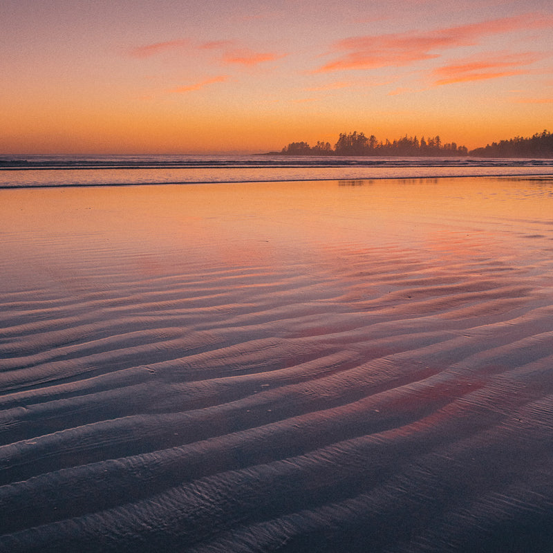 Dusk Reflections, Pacific Rim