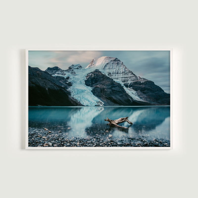 First Light, Mt. Robson