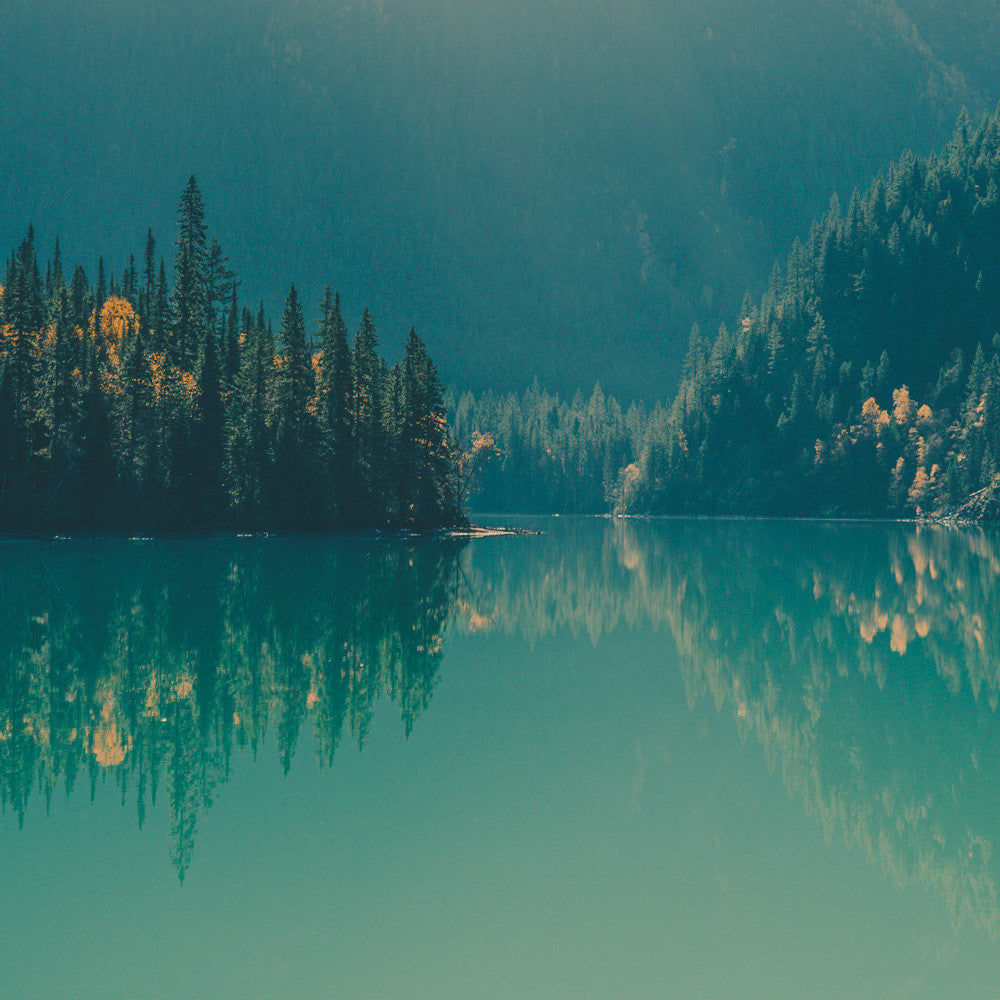 Kinney Lake, Autumn
