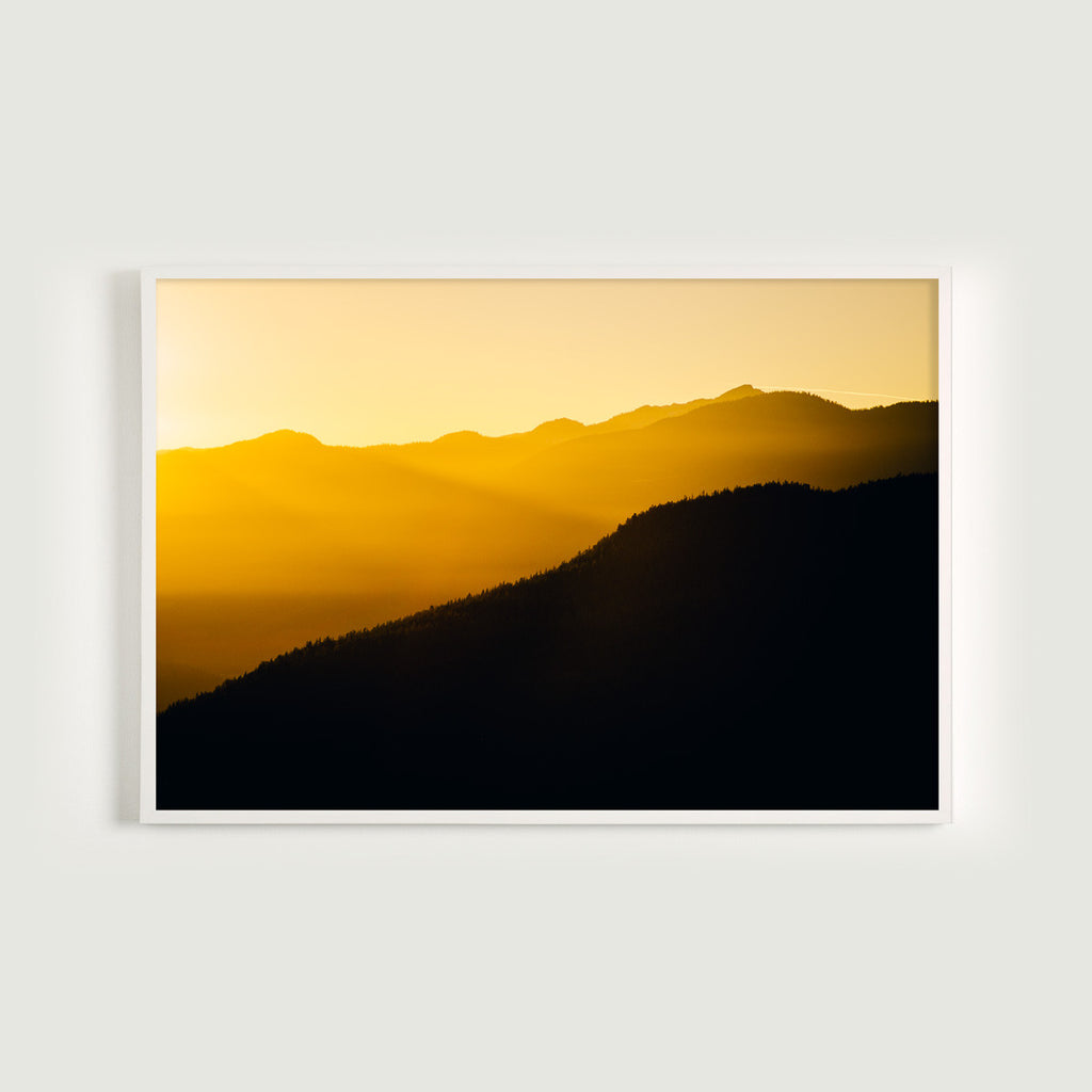 Mountain Light Study II