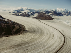 Lowell Glacier II, Kluane National Park